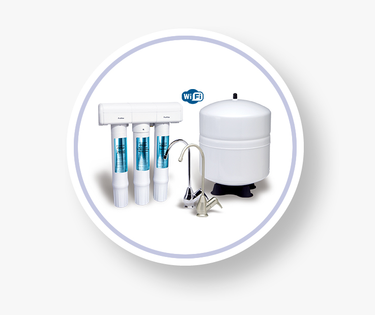 ERO385 Whole Home Reverse Osmosis System by EcoWater of Atlanta