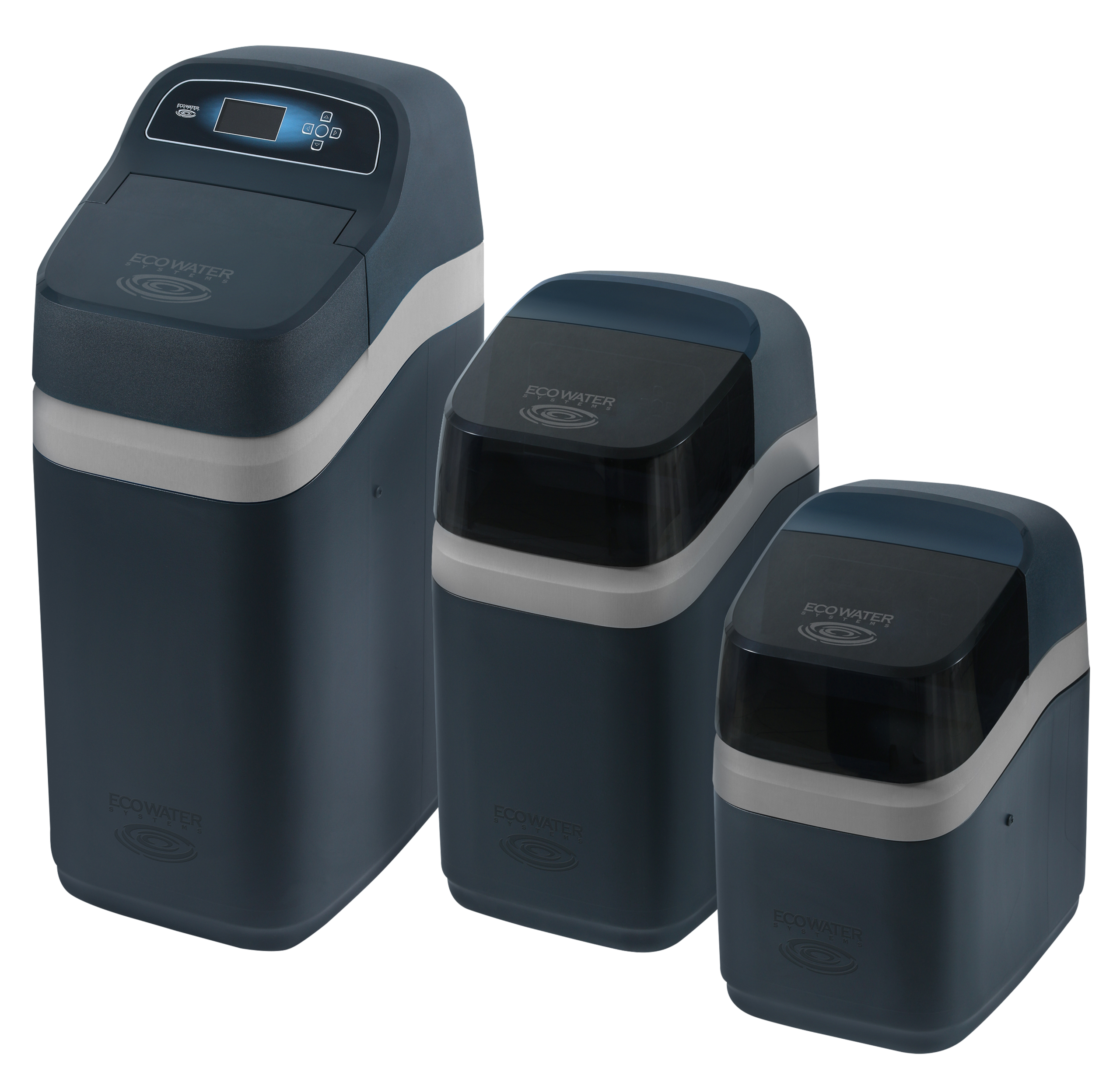 Compact Water Softener