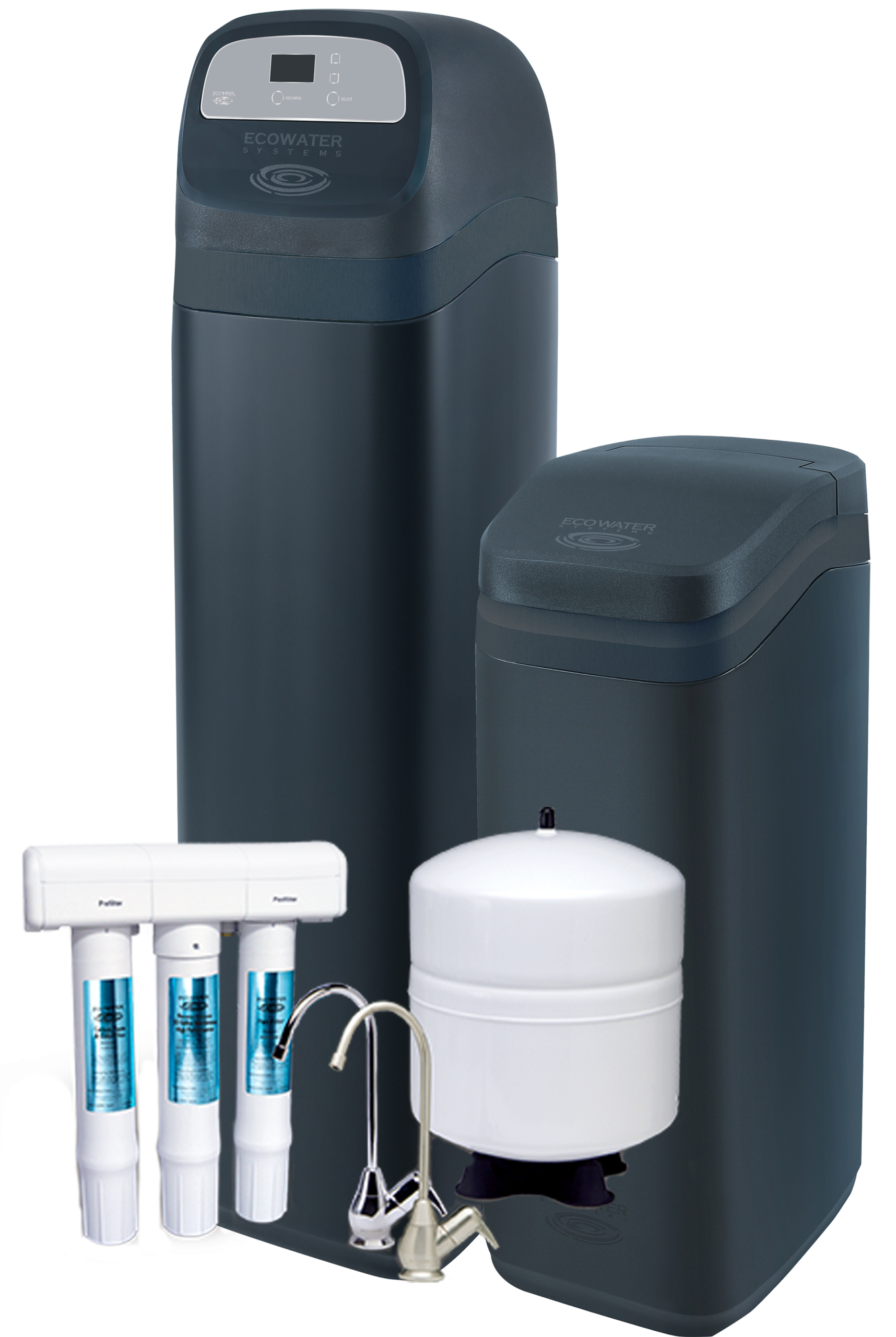 ESD2752 Softener with RO